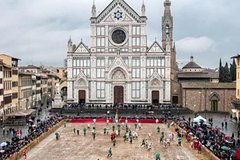 Florence: Santa Croce Church Tour