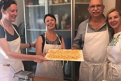 Cooking Class experience at chef's house in Verona center