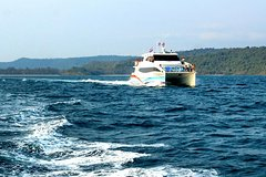 Koh Kood to Koh Mak by Boonsiri High Speed Catamaran