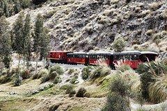 Imagen Experiencia en el Tren del hielo I: Riobamba - Urbina - La Moya - Riobamba