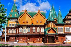 Ver la ciudad,Tours con guía privado,Especiales,Parque de Kolomenskoye,Excursión Privada (incluye transporte)