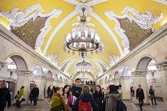 Ver la ciudad,Ver la ciudad,Ver la ciudad,Tours andando,Tours temáticos,Tours históricos y culturales,Metro de Moscú,Visita guiada