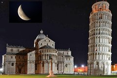 Night Tour of Pisa Must-see Sites with Local Guide