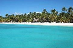 Salir de la ciudad,Actividades,Excursiones de un día,Actividades acuáticas,Excursión a Isla Saona