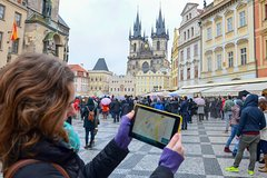 Treasure Hunt Prague - GPS game with tablets