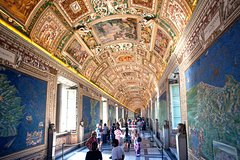 Ultimate VIP Early Entry Tour - Vatican Museums & Sistine Chapel with N