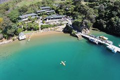Imagen Picton Shore Excursions - Marlborough Sounds Cruise and Lochmara Day visit