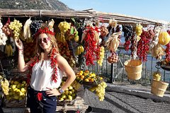 Semi Private Exclusive VIP Tour from Naples of Sorrento & its specialties