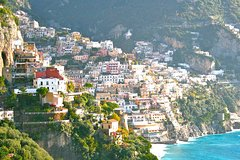 Best of Amalfi Coast Full Day Private Shore Excursion from Salerno Cruise Port
