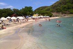 Imagen Excursion en bord de mer à Saint-Christophe: visite de la ville et de la plage