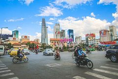 Ho Chi Minh City Private Day Tour from Nha Rong Port