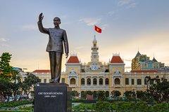 Ho Chi Minh City Private 8-hour Tour From Phu Huu Port
