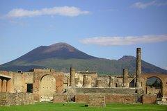 Pompeii - Sorrento - Positano Tour from Naples port