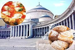 Naples Shore Excursion for kids and families with pizzette and sfogliatelle