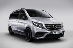Imagen Rome Airport Transfers : Rome Fiumicino Airport FCO to Rome City in Luxury Van
