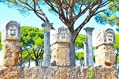 All-included Guided Ostia Tour for Kids & Families with Hotel Pick-up &