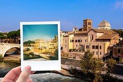 Rome Vintage Photo Tour With a Polaroid Camera