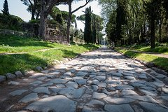 Appian Way Private half day driving tour including Catacombs Entrance
