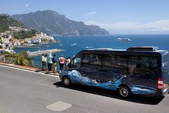 Amalfi Coast Day Trip by Bus from Sorrento Coast