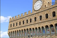 Palazzo Vecchio & Tower Ticket with Audioguide