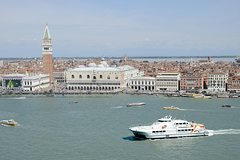 Day trip to Venice by ship with free bus transfer to port