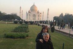 Agra Tour and drive to Jaipur via Fatehpur Sikri Jaipur City Tour next day