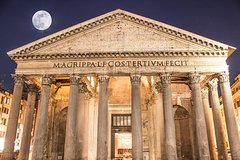 Rome by Night Tour for Kids and Families with Food and Gelato Tasting