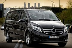 Arrival Private Transfer Bologna Airport BLQ to San Marino by Business Van Private Car Transfers
