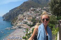 Amalfi Coast & Positano - Day trip for 18-39s