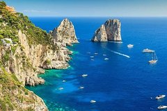 Capri and Anacapri VIP Boat Tour from Sorrento