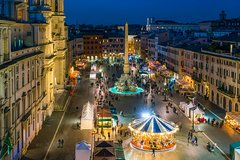 Rome by Night Tour including Piazza Navona