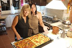 MAKING PIZZA AND FOCACCIA With Riccardo