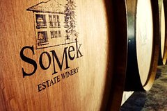 Somek winery tour and wine tastings