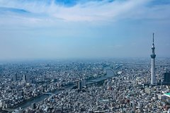 Tokyo Tokyo Tokyo Sky: Private Helicopter Tour (15min) 50365P25
