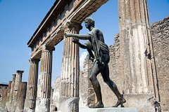 Pompeii & Vesuvius Full Day Tour - Small Groups - Licensed drivers & guides