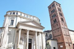 Turin Highlights Walking Guided Tour including La Consolata & Piazza Sa