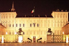 Turin by Night Sightseeing Guided Walking Tour & Vermouth Tasting in Va
