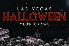 Las Vegas Halloween Bar Crawl