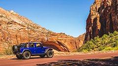 Custom Jeep Wrangler Rental