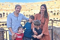 Colosseum Tour for Kids with Skip-the-line Tickets Caesars Palace & Roman Forums