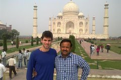 Agra Full Day Guided City Tour Including Shopping