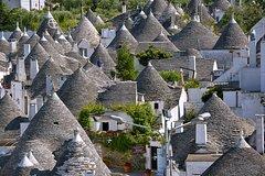 Ver la ciudad,Tours temáticos,Tours históricos y culturales,Excursión a Trullo de Alberobello