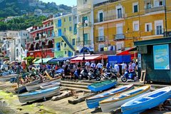 Amalfi Coast: full-day tour from Rome