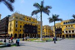 Ver la ciudad,Tour por Lima