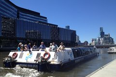 Imagen Port of Melbourne and Docklands Sightseeing Cruise