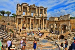 Excursions,Excursions,Multi-day excursions,Multi-day excursions,Excursion to Ephesus,Excursion to Pamukkale