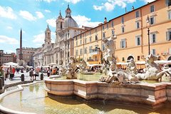 Exclusive Rome Tour of City Center Highlights with Local Private Guide