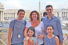 Child-Friendly Vatican Tour with Sistine Chapel & Skip-the-Line Tickets