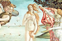 Florence Uffizi Gallery Private Tour with Skip-the-line Tickets & Hotel