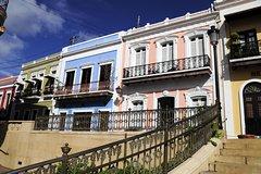 Ver la ciudad,Ver la ciudad,Tours andando,Tour por el Viejo San Juan